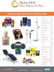 Primary Care and Acute Hospitals