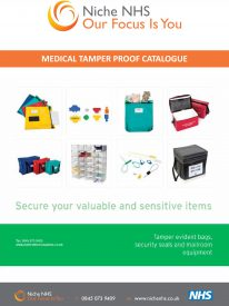 Medical Tamper Proof Catalogue
