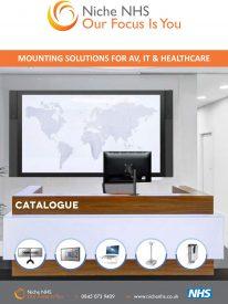 Mounting Solutions for AV, IT & Healthcare