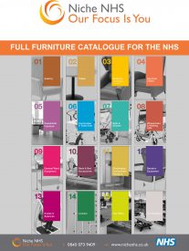Full Furniture Catalogue for the NHS