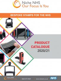 Bespoke Stamps for the NHS