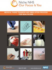 Medical Trainers & Simulation for Healthcare
